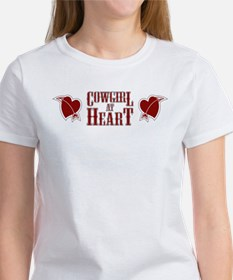 Cowgirl at Heart Tee