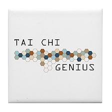 Tai Chi Genius Tile Coaster