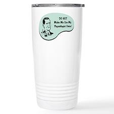 Physiologist Voice Travel Mug