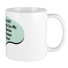 Physician Assistant Voice Mug