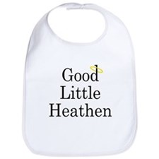 Good Little Heathen Bib