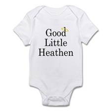 Good Little Heathen Infant Bodysuit