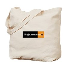 Cool Gripe Tote Bag