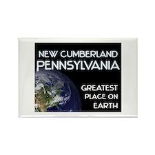 new cumberland pennsylvania - greatest place on ea
