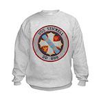 USS STICKELL Kids Sweatshirt