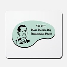 Phlebotomist Voice Mousepad