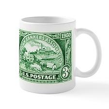 Unique Vintage stamp Mug