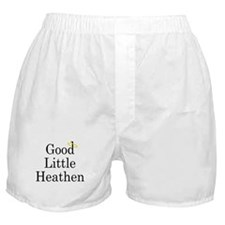 Good Little Heathen Boxer Shorts