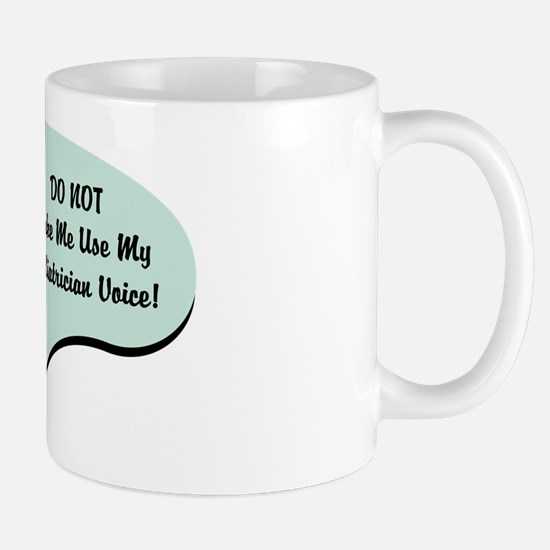 Pediatrician Voice Mug