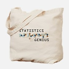 Statistics Genius Tote Bag