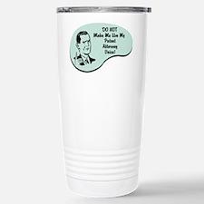 Patent Attorney Voice Thermos Mug