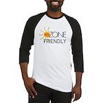 Ozone Friendly Baseball Jersey