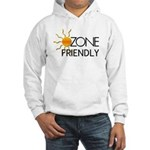 Ozone Friendly Hooded Sweatshirt