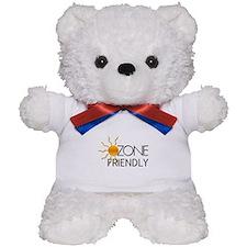 Ozone Friendly Teddy Bear