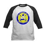 USS STODDARD Kids Baseball Jersey
