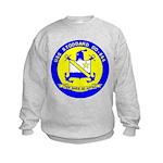 USS STODDARD Kids Sweatshirt