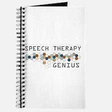 Speech Therapy Genius Journal