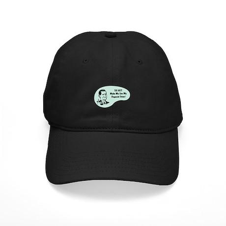 Organist Voice Black Cap