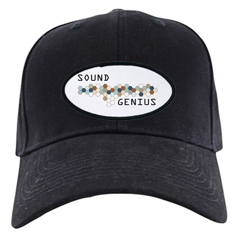 Sound Genius Black Cap