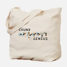 Sound Genius Tote Bag