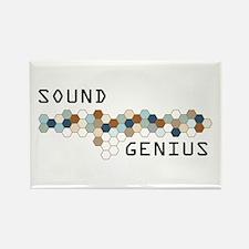 Sound Genius Rectangle Magnet