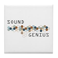 Sound Genius Tile Coaster
