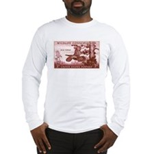 stamp33 Long Sleeve T-Shirt