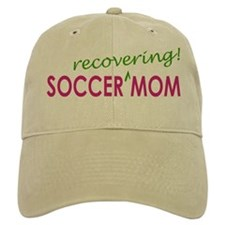 Recovering Soccer Mom Baseball Cap