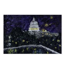 US Capitol Postcards (Package of 8)