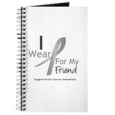 Gray Ribbon Friend Journal