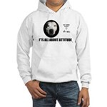 AMERICAN PIT BULL TERRIER Hooded Sweatshirt