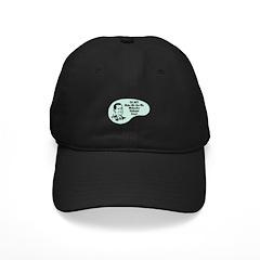 Molecular Biologist Voice Black Cap