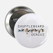 """Shuffleboard Genius 2.25"""" Button (100 pack)"""