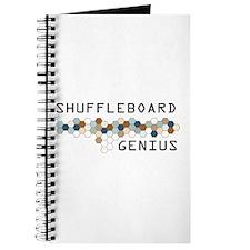 Shuffleboard Genius Journal
