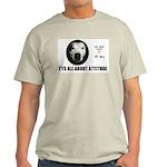 AMERICAN PIT BULL TERRIER Ash Grey T-Shirt