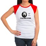 AMERICAN PIT BULL TERRIER Women's Cap Sleeve T-Shi