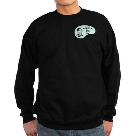 Meter Reader Voice Sweatshirt (dark)
