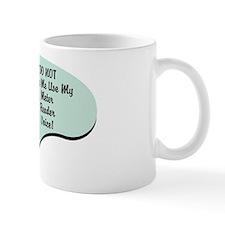 Meter Reader Voice Mug