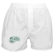 Meteorologist Voice Boxer Shorts