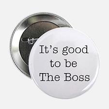 """boss good 2.25"""" Button"""
