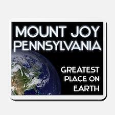 mount joy pennsylvania - greatest place on earth M