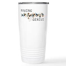 Rowing Genius Travel Coffee Mug