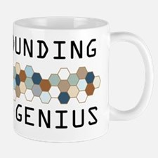 Rockhounding Genius Mug