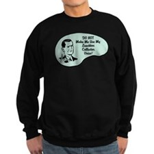 Lunchbox Collector Voice Sweatshirt