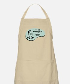 Lunchbox Collector Voice BBQ Apron