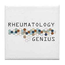 Rheumatology Genius Tile Coaster