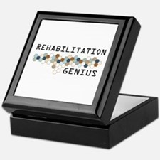 Rehabilitation Genius Keepsake Box