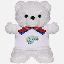 Life Saver Voice Teddy Bear