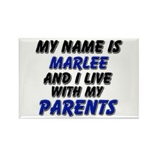 my name is marlee and I live with my parents Recta