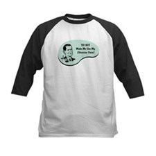 Librarian Voice Tee